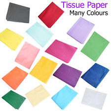 Tissue Paper Sheets Packing Posting Box Packaging Gift Wrapping Present Wrap UK