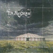 Set This Circus Down by Tim McGraw (CD, Apr-2001, Curb)