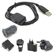 US/AU/UK/EU/CAR USB AC charger &sync Cable for DELL AXIM X3 X3i X30 pda phone