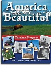 NOTGRASS-AMERICA THE BEAUTIFUL HISTORY CURRICULUM SET PLUS LESSON REVIEW (NEW)