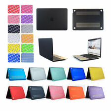 Crystal Hard Case for Macbook Pro 13/15 Retina Air 13/15 Inch + Keyboard Cover