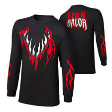 WWE FINN BALOR CATCH YOUR BREATH YOUTH LONG SLEEVE T-SHIRT KIDS OFFICIAL NEW
