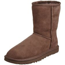 Womens Ugg Australia Classic Short Boots 5825 NEW Winter Snow Boots Chocolate