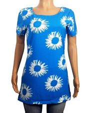 New Womens Girls Dorothy Perkins Indulgence Long Tunic, Shift Dress Daisy Floral