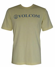 VOLCOM New Mens PULSE Classic T Shirt Short Sleeve Tee Top Size (S M)