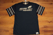 PHILADELPHIA EAGLES NEW NFL BLACK BURST REVERSIBLE JERSEY