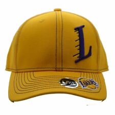 Los Angeles Lakers NBA Elevation Pro Shape Fitted Cap