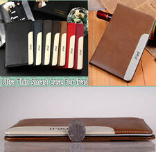 New Folding Folio Leather Smart Stand Case Cover for iPad 2/3/4/5/Air/Air2/mini