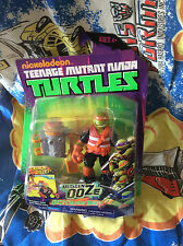 Nickelodeon TEENAGE MUTANT NINJA TURTLES Mutagen OOZE Chuckin MIKEY Figures TOYS