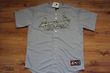 ST. LOUIS CARDINALS NEW MLB MAJESTIC UNITED STATES MARINE CORPS MILITARY JERSEY