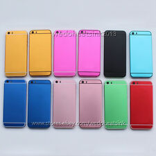 Muticolor Replace Housing Back Battery Door Cover For iPhone 5S To iPhone 6 mini