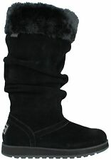 New! Skechers Womens Keepsakes Lucky One Tall Mid Calf Boots in Black 47196 A40