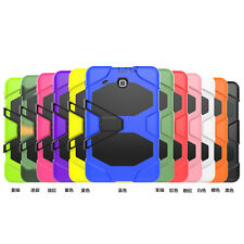 """For Samsung Galaxy Tab E 9.6"""" T560 Heavy Duty Shock Proof case Cover Stand"""