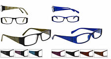 NEW! Set of Reading Glasses Women's Varied Colors 1.0-3.5 GREAT AWESOME DEAL!