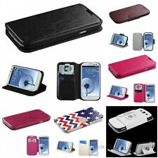 For Samsung Galaxy S3 MyJacket Wallet Case Cover Pouch Accessories