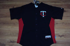 MINNESOTA TWINS NEW MLB AUTHENTIC MAJESTIC COOL BASE JERSEY