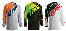 Thor Mens & Youth Phase Vented Doppler Dirt Bike Jersey ATV MX Gear Off-Road