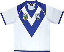 Canterbury Bulldogs - NRL Official Boys Kids Supporter Jersey Jumper Guernsey