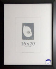 16x20 Budget Poster Frame Pack of 6 - Available in Black or Cherry