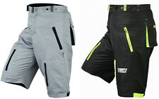 ProAthletica MTB Cycling Short Off Road Bike With Detachable Liner Padded short