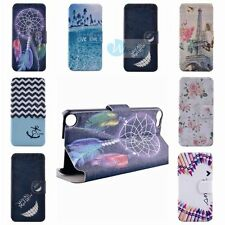 Slim Fashion Leather Flip Stand Hard Back Cover Case For iPod Touch 5 iPhone SE