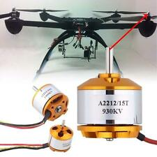 NEW A2212 930KV KV2200 Brushless Outrunner Motor For Airplane Quadcopter RC BG