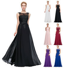 2016 Long Formal Wedding Prom Bridesmaid Gowns Evening Maxi Mother Bride Dresses