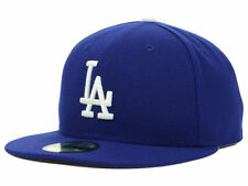 Los Angeles Dodgers New Era MLB Authentic Collection 59FIFTY Fitted Cap Hat NWT