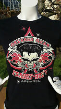 Ladies-Rockabilly-Greaser-Psychobilly-Franky Boy`s Apparel-Greaser Gear-T Shirt