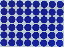 Multi coloured circle Stickers ~3/4 inch 10 colors 720 pack 17 mm small dots