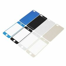 Color Mirror Premium Real Tempered Glass Screen Protector For iPhone 5 5S F5