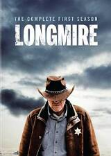 Longmire: Season 1, First Season, NEW, (DVD, 2013, 2-Disc Set), Fast Shipping