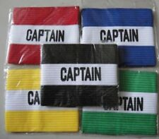 Captain's Arm Band - Youth / Adult size Soccer Football - New