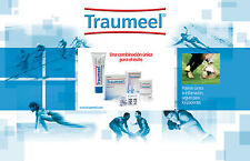 Traumeel S-  Anti-Inflammatory Pain Relief Analgesic Tabs Gel Drops Homeophaty