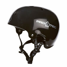 ProTec Watersports Helmet Old School Wake Gloss Black XS-S-M-L-XL Canoe Kayak
