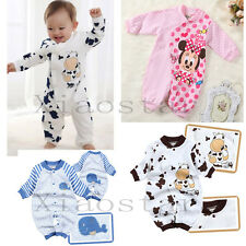 One pieces Newborn girl boy Romper Baby clothes Infant Girls Boys Outfit Clothes