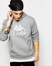 Mens Kappa Authentic PATOU Hoodie Sweatshirt PullOver Hooded Jumper Top New