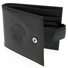 Celtic FC Embossed Leather Wallet 805 Football Soccer Scottish League Teams