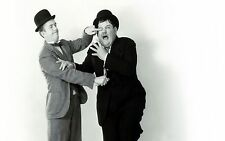 Laurel and Hardy Canvas Print  A1 30