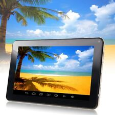 """New 9"""" Android 4.4 Tablet PC A9 Dual Core 1GHZ 512MB DDR3 8GB Dual Cam Wifi HDMI"""