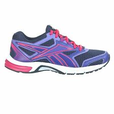 Reebok Pheehan Running Shoes Womens Purple/Indigo/Pink Trainers Sneakers Fitness