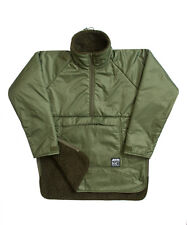 Arktis A210 Mammoth Warm Fleece Pullover Cold Climate Jacket - Olive Green