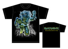 Iron Maiden Jumbo Somewhere Back in Time Eddie Men's T-Shirt
