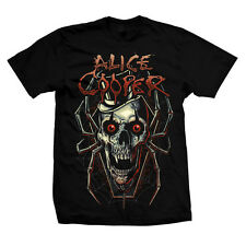 Alice Cooper Skull Spider Men's T-Shirt