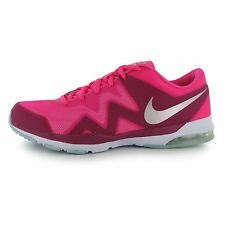 Nike Air Sculpt TR Fitness Trainers Womens Pink/Platinum Gym Sneakers Shoes