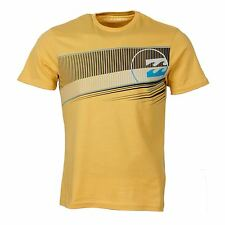 Billabong Automatic T-Shirt Mens Orange Tee Shirt Top