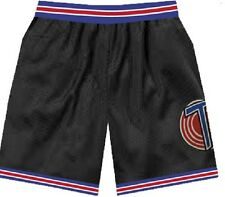 Space Jam Movie Shorts Michael Jordan Tune Squad Jersey Lola Black Bugs Taz Bill