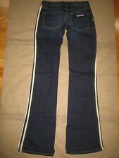 Hudson Side Stripe Patches Flare Jeans Sz 27, 29 NWoT $192