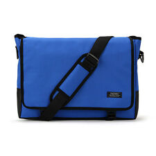 ChanChanBag Mens Messenger Bag Laptop Shoulder Bag for College CRAZY 757 UK