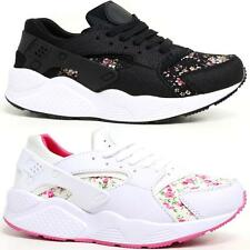 WOMENS LADIES FITNESS TRAINERS ACTIVE FIT SHAPE STEP UP TONING GYM WALKING SHOES